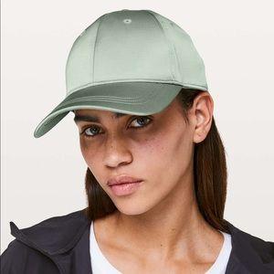 NWT Lululemon Satin Baller Hat